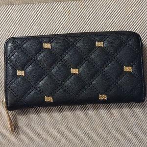 Bebe Black Wallet